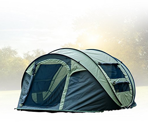 The set up of this 2 person instant tent only takes seconds and is designed to withstand multiple times of use. The tent has material that is 190T UV ...  sc 1 st  Tentsy & Top 25 Best 2 Person Instant Tent Products of 2017 | Tentsy Review ...