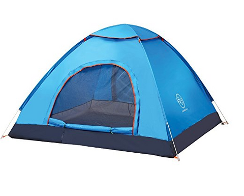 Made to stand up to the outdoor elements this 2 person instant tent is made out of reliable 190D Oxford material. Lightweight and sturdy it can be used to ...  sc 1 st  Tentsy & Top 25 Best 2 Person Instant Tent Products of 2017 | Tentsy Review ...