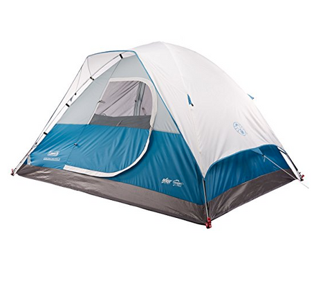 4 Person Tent Under $100 - Coleman Longs Peak - $78.75  sc 1 st  Tentsy & Top 35 Best 4 Person Tents of 2017 | Tentsy Review u2014 tentsy