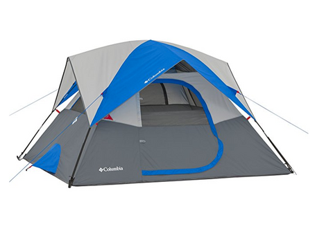 Columbia has entered the market and carried their brand reputation with them. Their tent is designed for either 3 or 4 people inside. There is &le room on ...  sc 1 st  Tentsy & Top 35 Best 4 Person Tents of 2017 | Tentsy Review u2014 tentsy