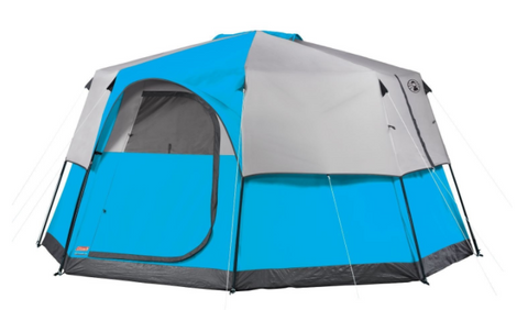 Coleman Octagon 98 Tent has two doors on either side that you can use for entry and exit. The Polyester Taffeta 68D materials used to make the tent is ...  sc 1 st  Tentsy & Top 50 Best Coleman Tents Reviewed u2014 tentsy