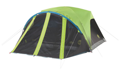 4 Person Carlsbad Dome Tent with Screen Room by Coleman  sc 1 st  Tentsy & Top 50 Best Coleman Tents Reviewed u2014 tentsy