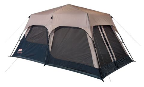 Coleman Instant Tent Rainfly provides more protection from sun and rain. The tent and the rainfly are sold separately. You can crack the windows to get ...  sc 1 st  Tentsy & Top 50 Best Coleman Tents Reviewed u2014 tentsy