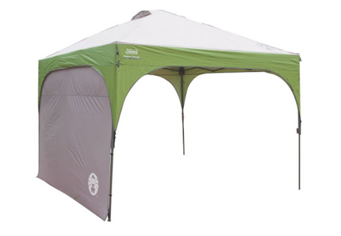Coleman Instant Canopy Sunwall is a single-sided wall accessory that you can fit with the best Coleman tents to get maximum protection against sun rain ...  sc 1 st  Tentsy & Top 50 Best Coleman Tents Reviewed u2014 tentsy