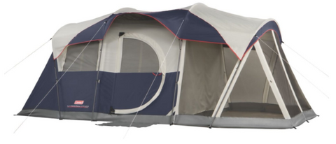 Coleman Elite WeatherMaster Tent is made of waterproof polyester taffeta 75D. The amount of light inside the tent is adjustable because it has illuminated ...  sc 1 st  Tentsy & Top 50 Best Coleman Tents Reviewed u2014 tentsy