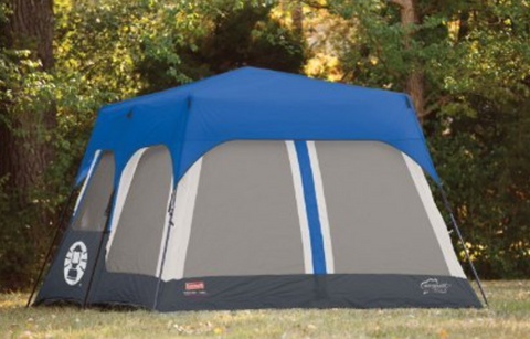 Coleman Accy Rainfly Instant Tent accommodates 8 people. The design of the tent provides an advanced protection from rainfall. Many stores sell the rainfly ... & Top 50 Best Coleman Tents Reviewed u2014 tentsy