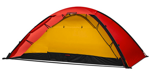 1person unna tent by hilleberg green red or sand