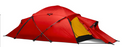 3 Person Saivo Tent by Hilleberg - Green, Red, Sand