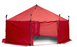 6 Person Altai Group Tent by Hilleberg - Green, Red