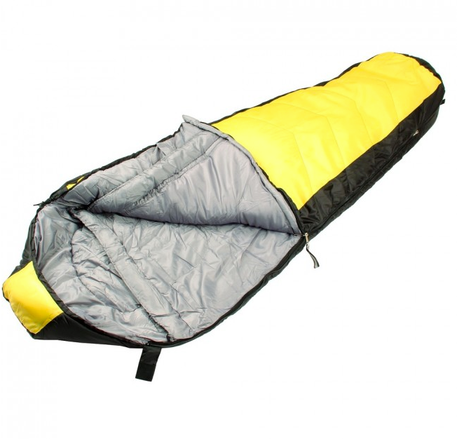 3.5 CoreTech Sleeping Bag by Northstar - Gray or Yellow