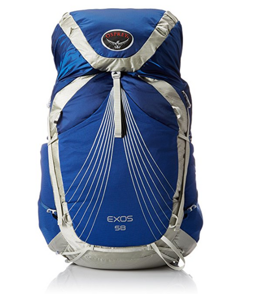 Exos 58 Backpacking Backpack by Osprey