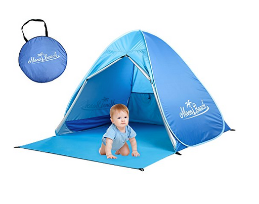 Pop Up Beach Tent for Babies by MonoBeach  sc 1 st  Tentsy & Beach Tents for Babies u2014 tentsy
