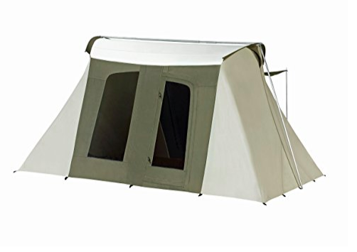 8-Person Canvas Camping Tent by Kodiak Canvas