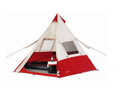 7-Person Teepee Tent by Ozark Trail - 12x12  sc 1 st  Tentsy & Best Camping Tents for Sale Online | Tentsy u2014 tentsy