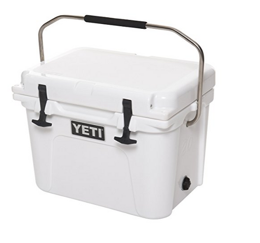 Tundra 45 Cooler by Yeti - Desert Tan, IceBlue, White