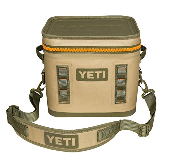 Portable Hopper Flip Cooler by Yeti - Hopper Flip 12 & Hopper Flip 18