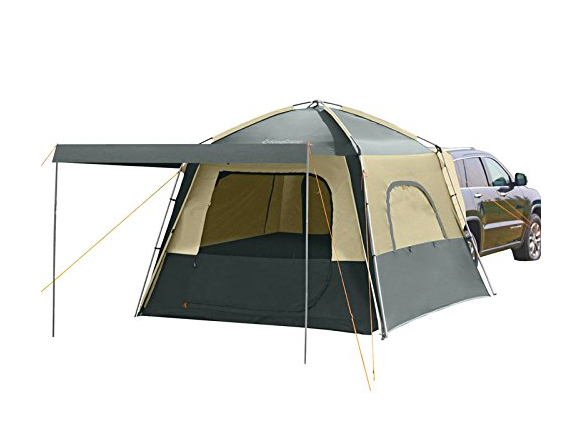 Melfi Plus Suv And Truck Tent By Kingcamp 5 Person