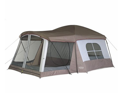 Klondike Family Camping Tent By Wenzel