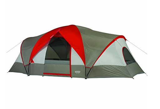 Great Basin Family Camping Tent By Wenzel
