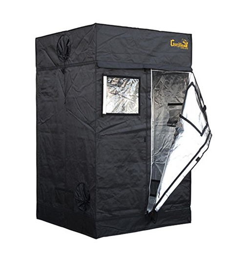 4 x 4 Grow Tent by Gorilla Grow Tents