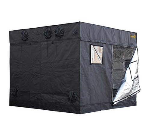 8 x 8 Grow Tent by Gorilla Grow Tents