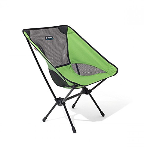Portable Camping Chair by Big Agnes and Helinox - Blue, Green, Camo