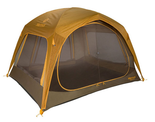 4 Person Colfax Tent by Marmot  sc 1 st  Tentsy & Best Cheap Tents u2014 tentsy