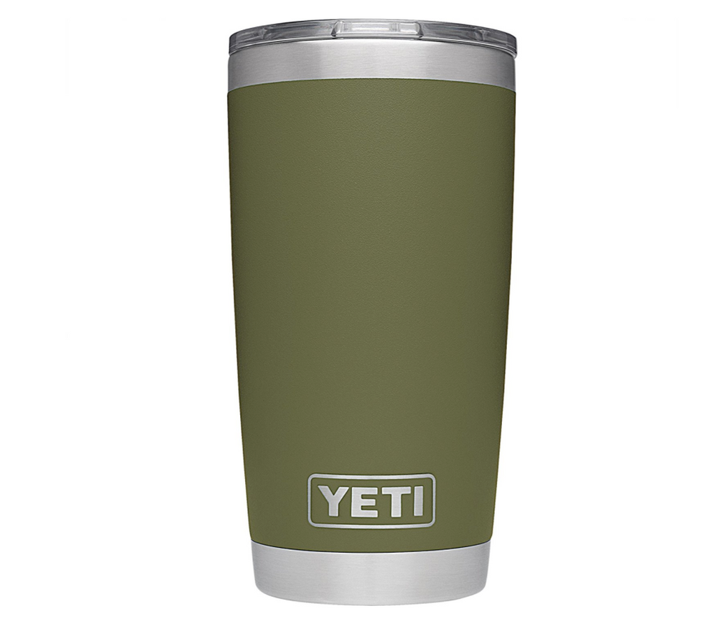 Vacuum Insulated Tumbler Water Bottle By Yeti 20oz