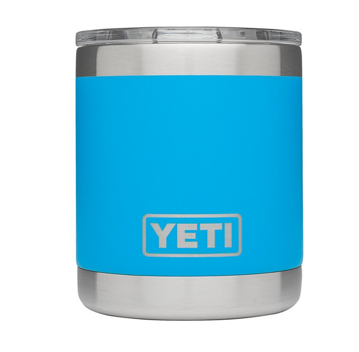 Vacuum Insulated Lowball Tumbler Water Bottle by Yeti - 10oz