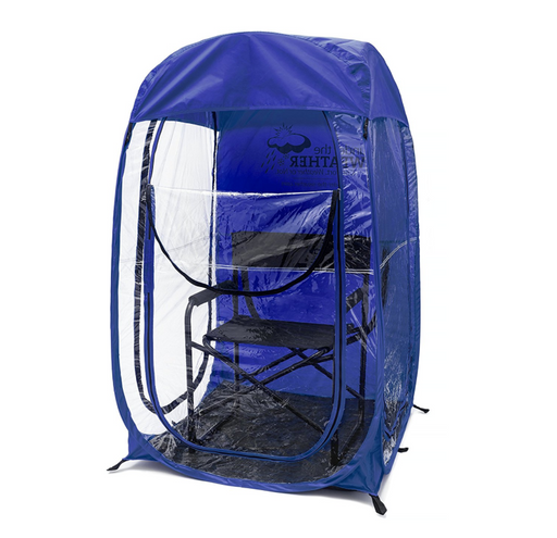 Single Person Pod Tent for Sports by Under the Weather
