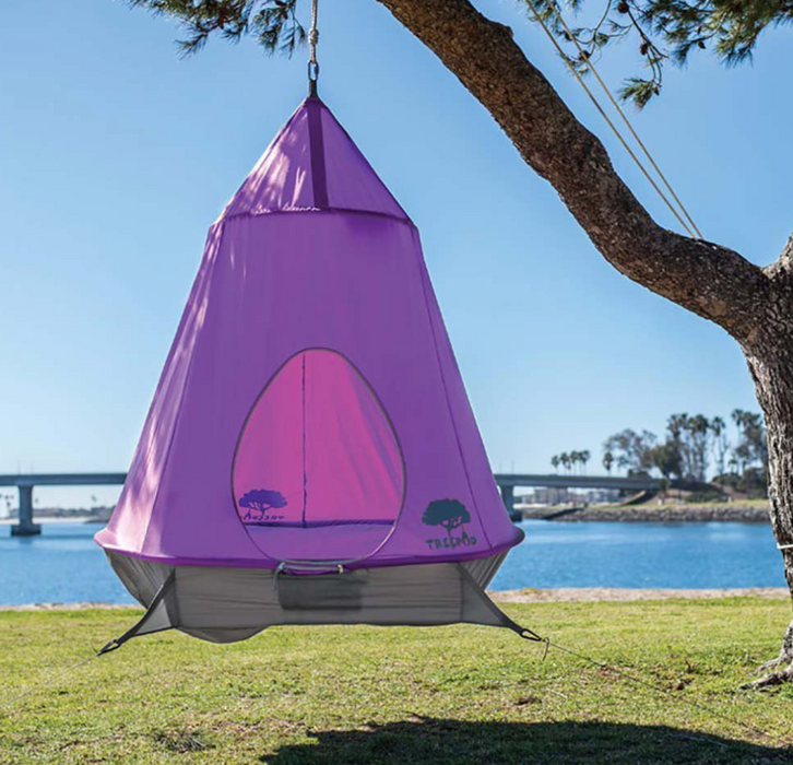... Hanging Pod Tent by TreePod - Tent Treehouse ... & Hanging Pod Tent by TreePod   Tentsy u2014 tentsy