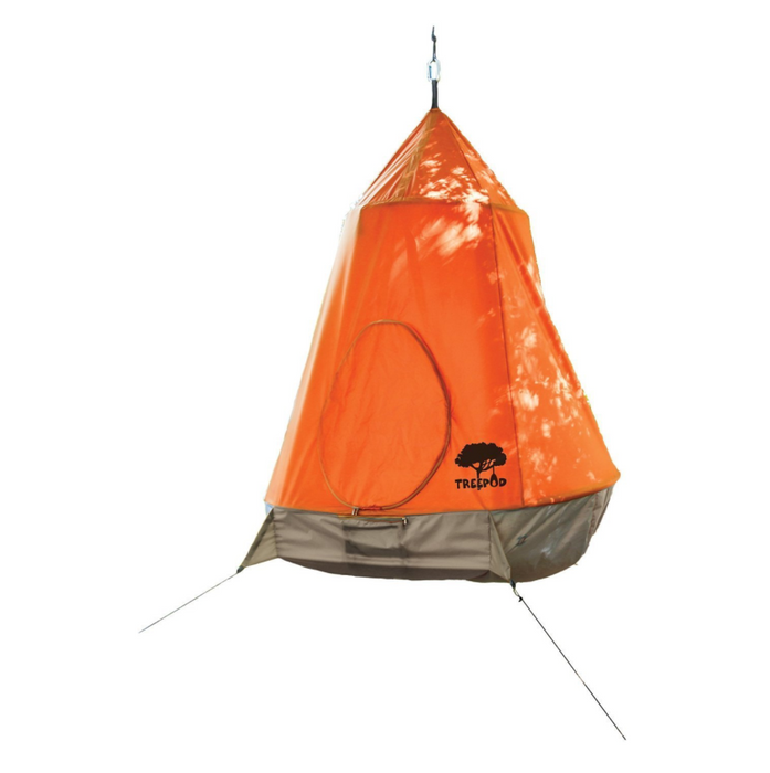 Hanging Pod Tent by TreePod - Tent Treehouse