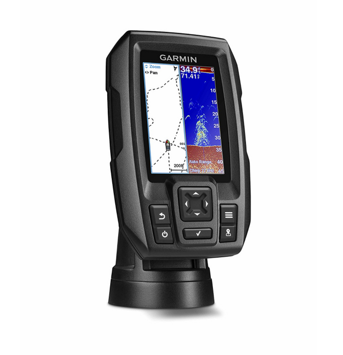 Striker GPS Fish Finder by Garmin - Colorized