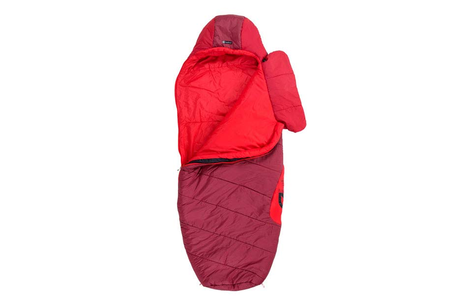 Celesta Synthetic Sleeping Bag by Nemo - Extra Long
