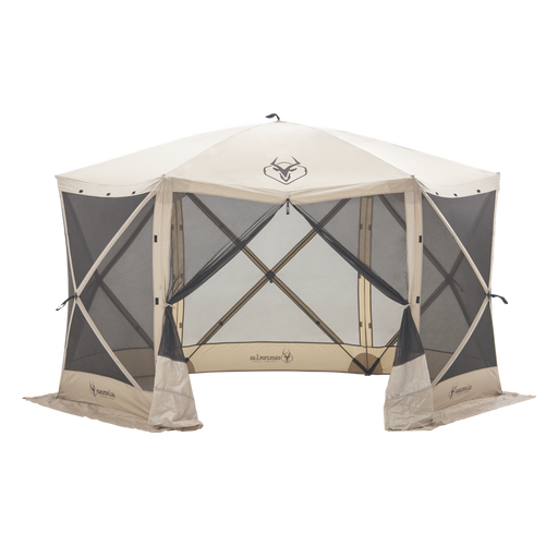 Portable Gazebo Tent by Gazelle - G6 (6 Sides)