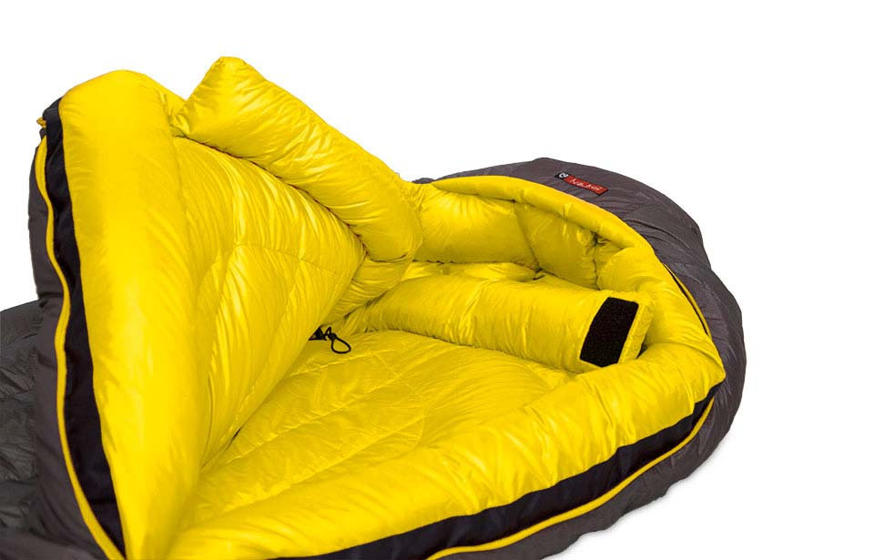 Long Down Sonic Sleeping Bag by Nemo