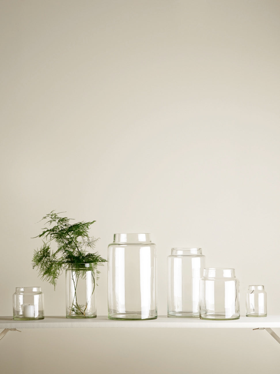 Tine K Home Vase Glass