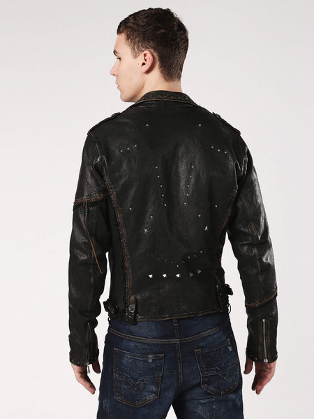 Diesel Leather Jacket SCXP