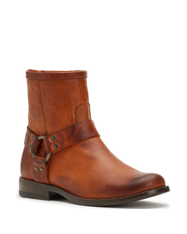 Frye Phillip Harness - Cognac