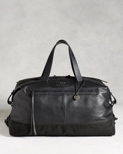 John Varvatos DETROIT LEATHER DUFFLE Bag