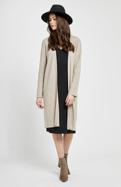 Gentle Fawn Moscato Long Openfront Cardigan