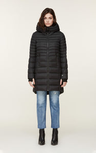 Soia&Kyo Geana Midlength Water-Repellant Lightweight Down Coat