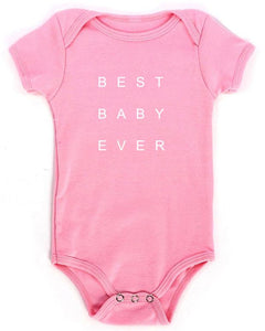 goodhYOUman Onesie in pink