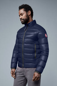 Canada Goose Men's Crofton Jacket - Atlantic Navy
