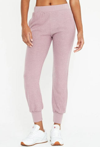 Project Social T Easy Livin Cozy Pant in Dusty Lavender