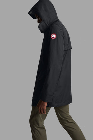 Canada Goose Men's Crew Trench - Black