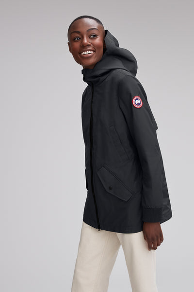 Canada Goose Women's Ellscott Jacket - Silverbirch or Black