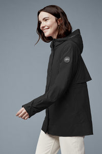 Canada Goose Women's Davie Jacket Black Disc - Black