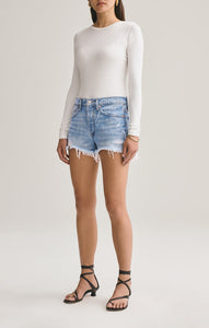 AGoldE Women's Parker Vintage Cut Off Short in Swapmeet
