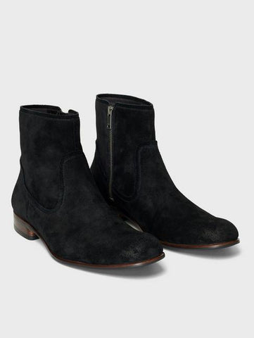 John Varvatos Seagher Zip Boot